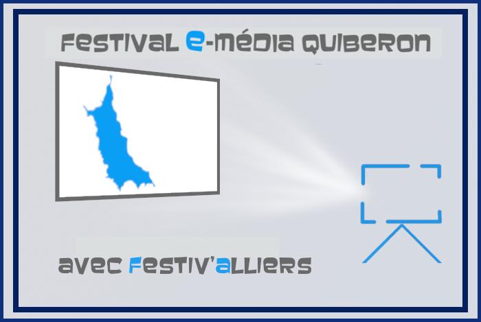 Pour le festival de l'e-media